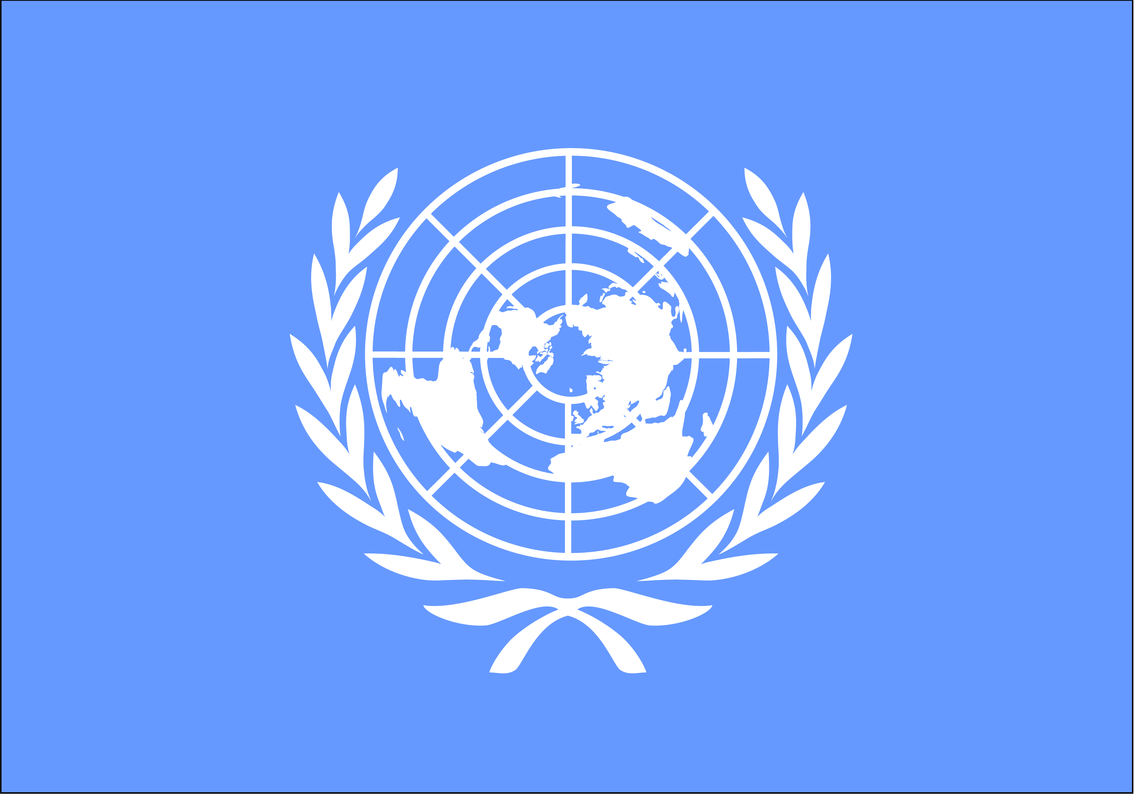 United Nations Members Flags FIABCI AND THE ONU - F...