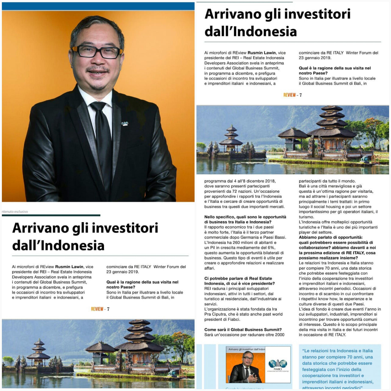 incontri Indonesia
